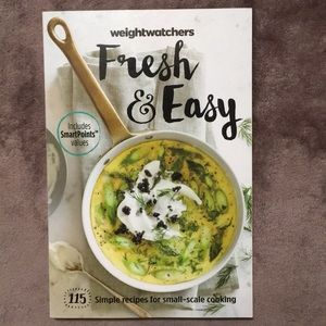 Weightwatchers Fresh & Easy Cookbook